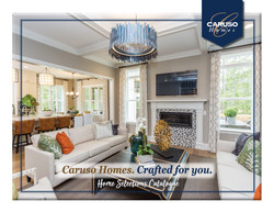 Caruso Homes Digital Catalog