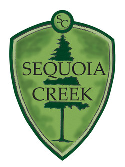 Sequoia Creek Logo Design
