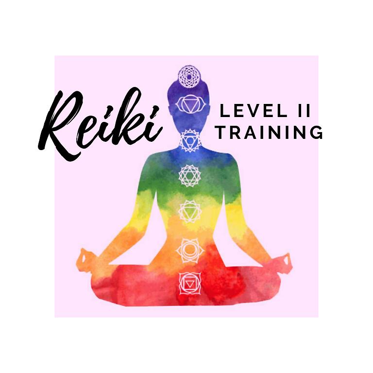 Reiki Level 2 August 15 Mooresville, NC