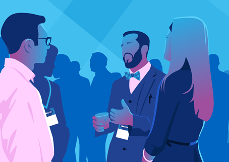4 tips for networking during social events & career fair - By Jia Gu