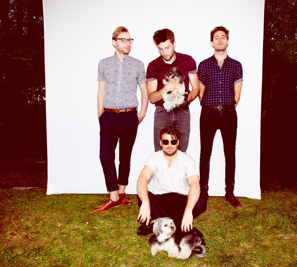 """Photo of the Band """"King Pigeon"""". Indie Music from Munic, Gemany."""
