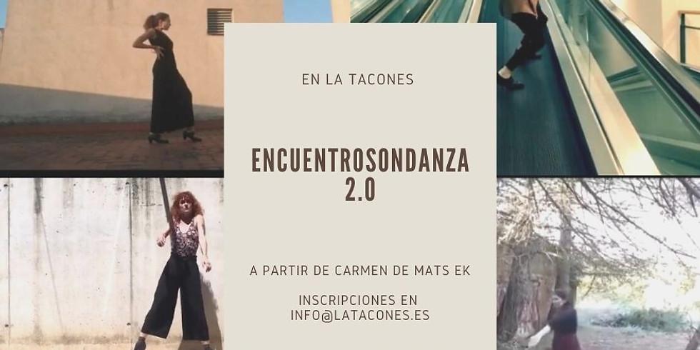 #EncuentrosOndanza 2.0 con Ana Pérez