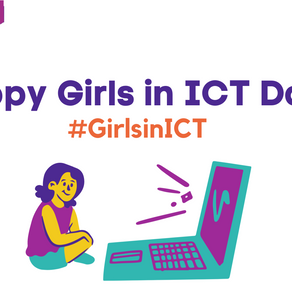 Happy Girls in ICT day! Here are 5 ways to get more girls into Computer Science.