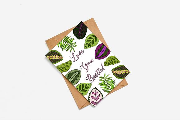 Love You Bestie Card