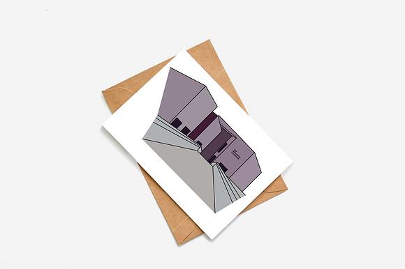 Hepworth lllustration card