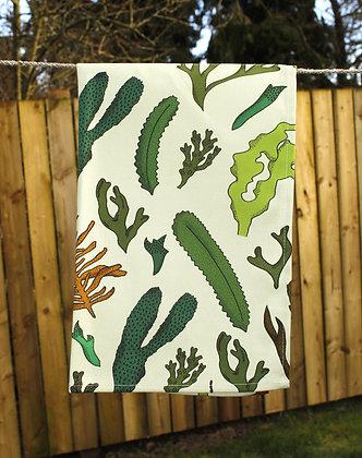 Seaweed Tea Towel