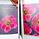 Thumbnail: A6 Pink Flower Notebook