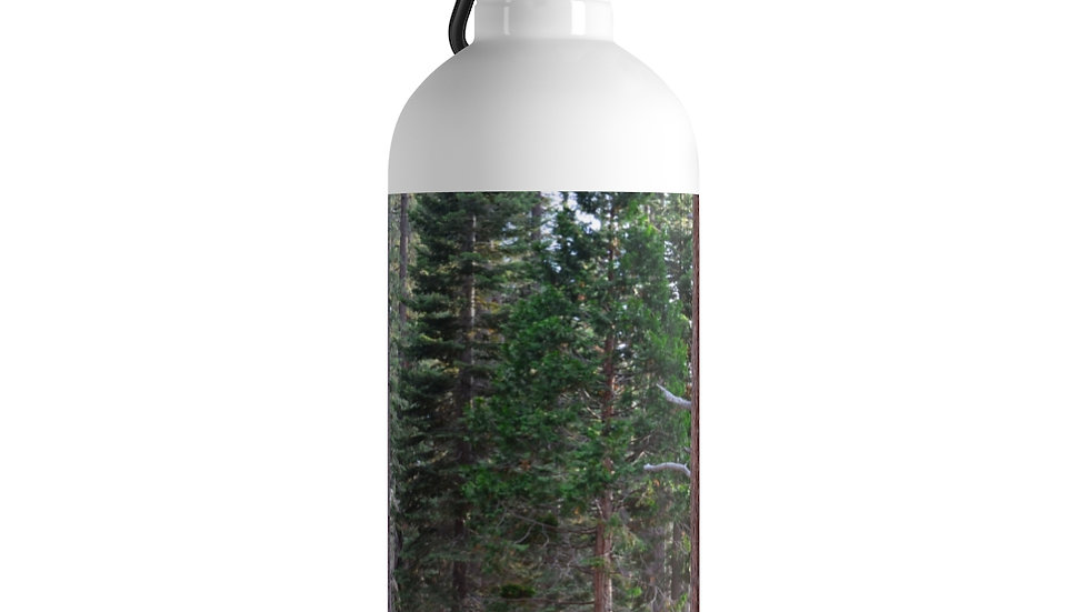 Forest Stainless Steel Water Bottle