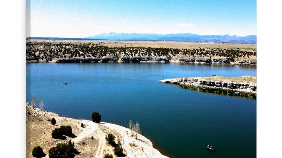 Lake Pueblo Canvas Gallery Wraps