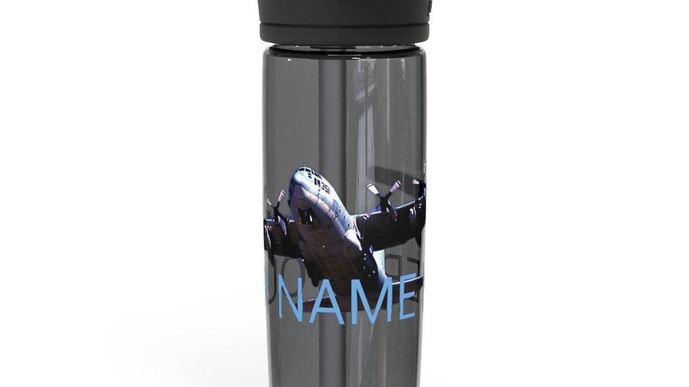 Customizable USAF C-130 CamelBak Eddy®  Water Bottle, 20oz / 25oz