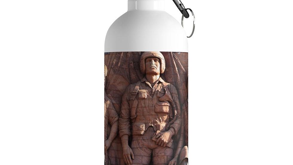 Veteran's Memorial Stainless Steel Water Bottle