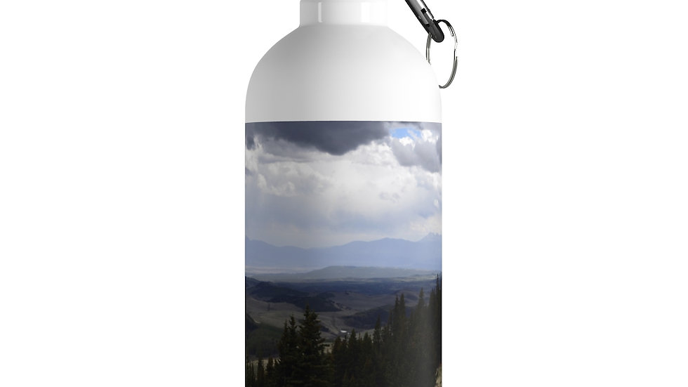 Mountain Valley Colorado Stainless Steel Water Bottle