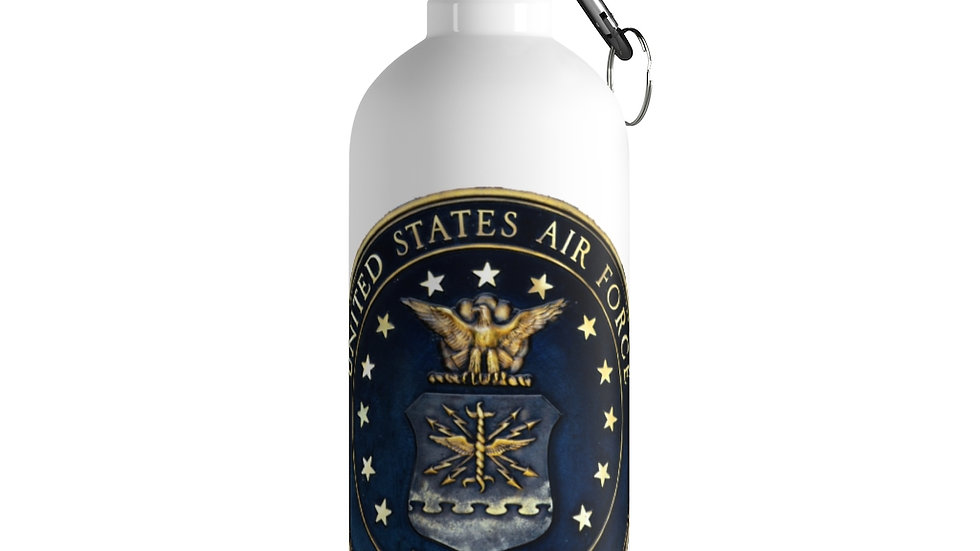 US Air Force Seal Stainless Steel Water Bottle