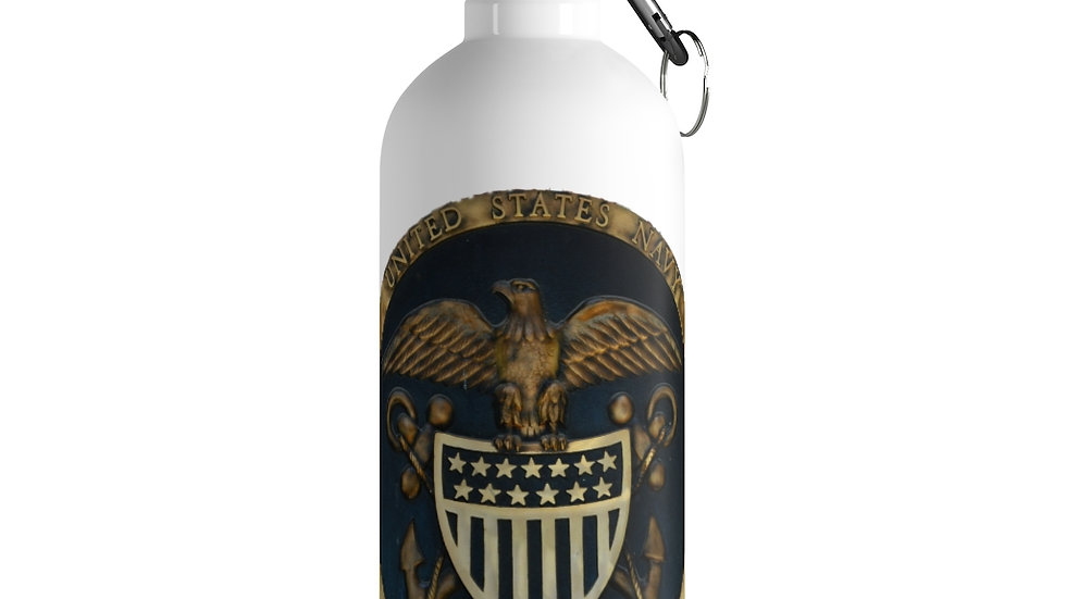 US Navy Seal Stainless Steel Water Bottle