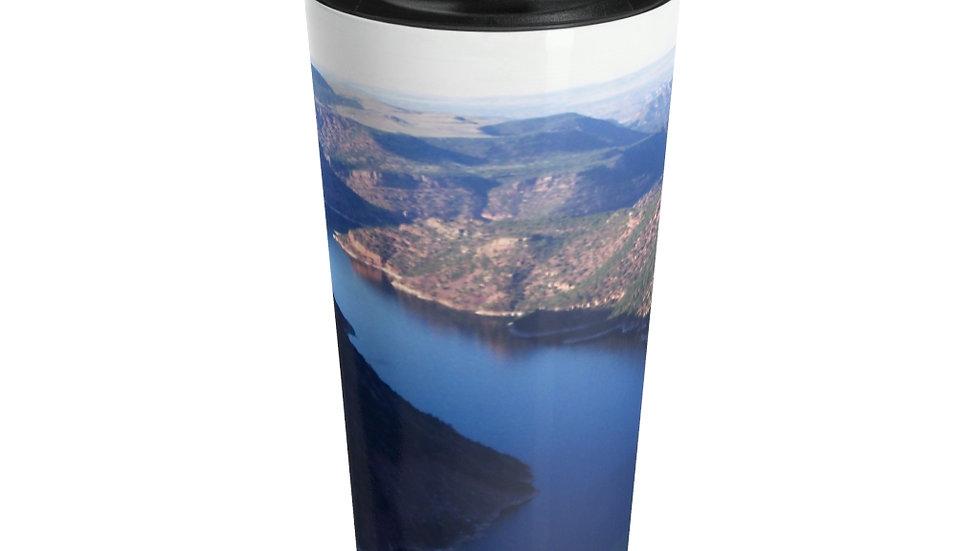 Flaming Gorge Stainless Steel Travel Mug