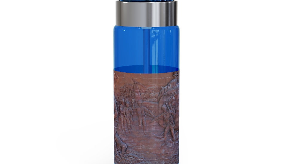 Veteran's Memorial Kensington Tritan™ Sport Bottle, 20oz