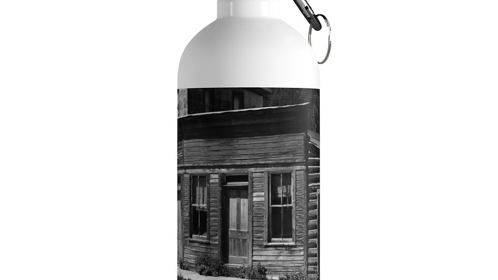 St Elmo, Colorado Ghost Town Stainless Steel Water Bottle