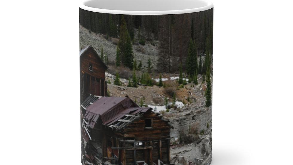 Mining Remnants Color Changing Mug