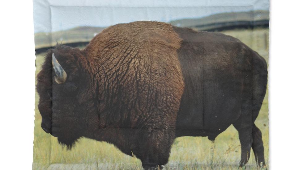 Buffalo Comforter