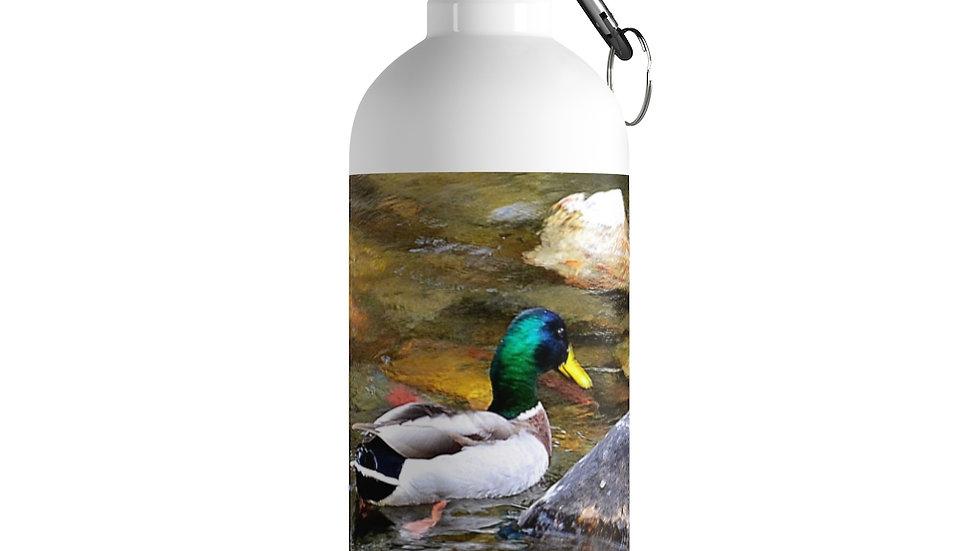 Duck Stainless Steel Water Bottle