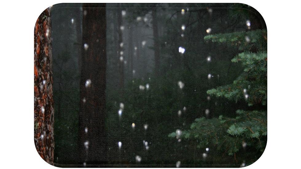 Forest Rain Rye, Colorado Bath Mat