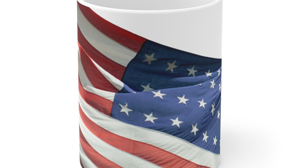 White Ceramic Mug