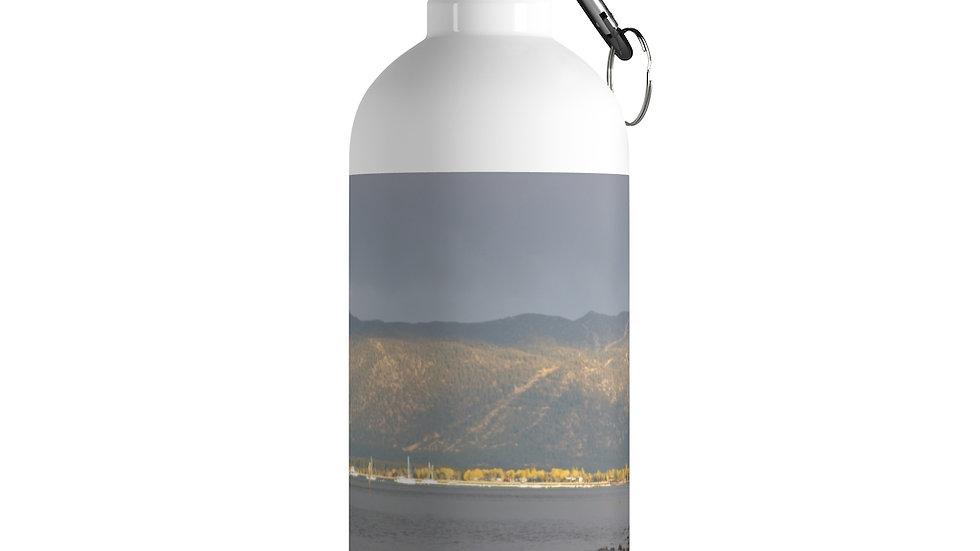 Lake Tahoe Stainless Steel Water Bottle