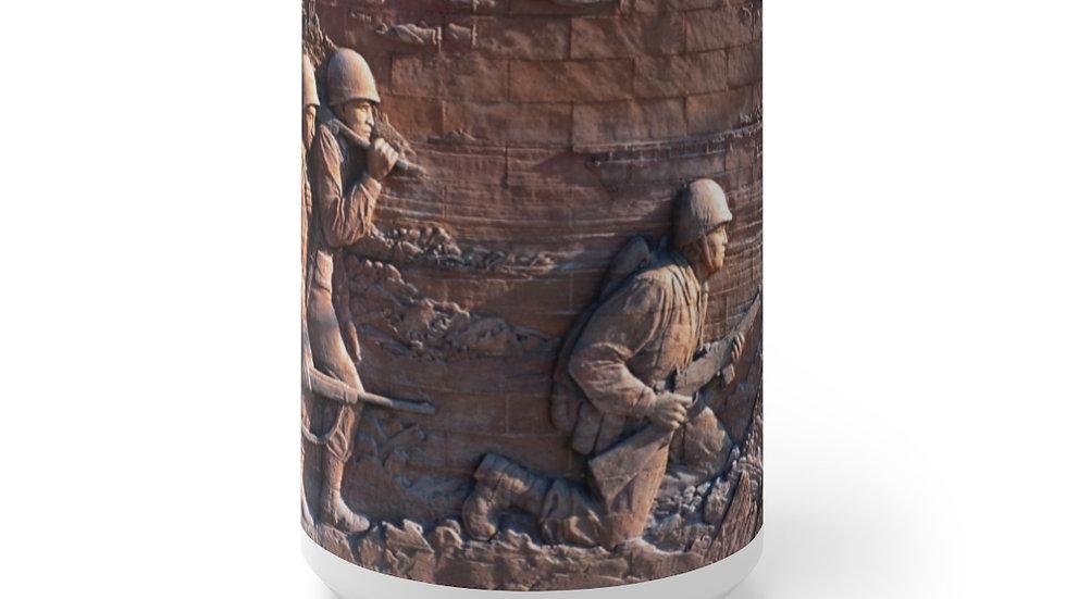 Veteran's Memorial Color Changing Mug