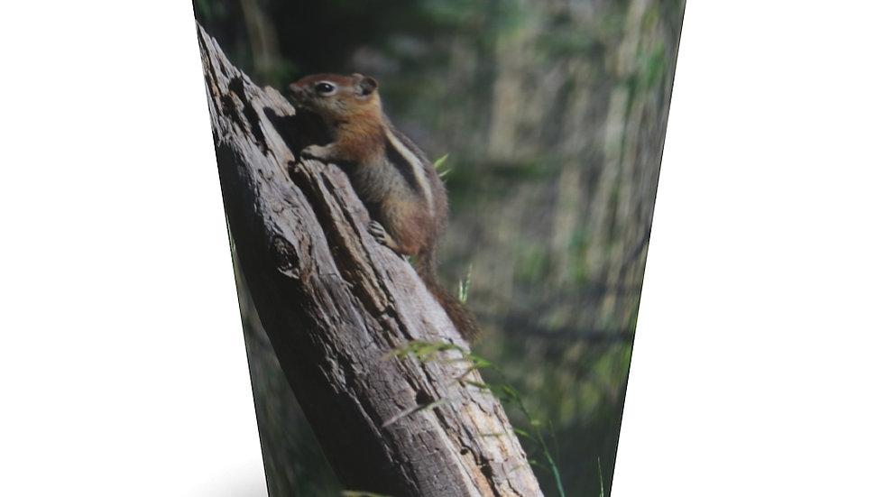 Mountain Chipmunk Latte Mug