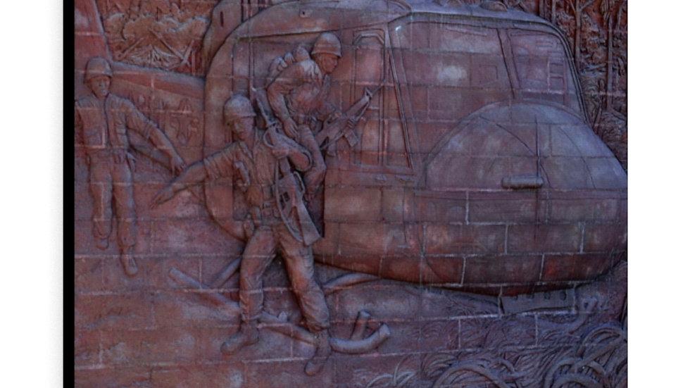 Veteran's Memorial Canvas Gallery Wraps