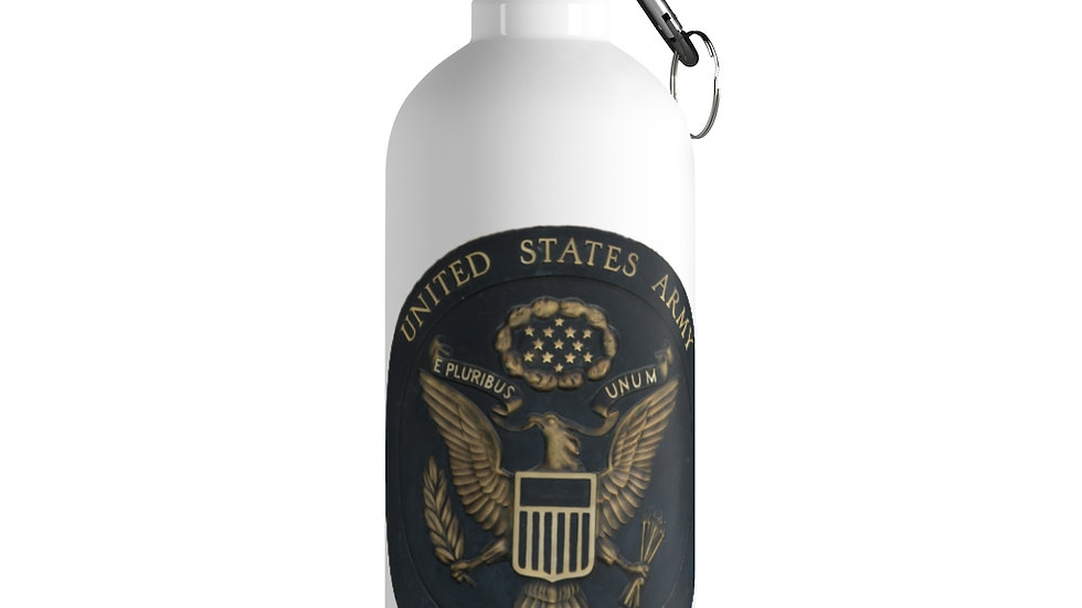 US Army Seal Stainless Steel Water Bottle