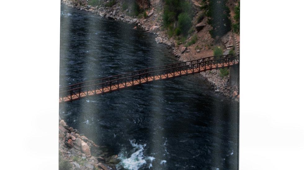 Gunnison River, Cimarron Canyon, Colorado Shower Curtains