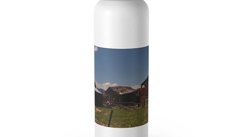22oz Vacuum Insulated Bottle