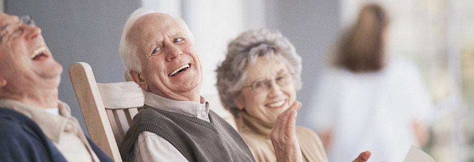 Résidence pour personne âgée