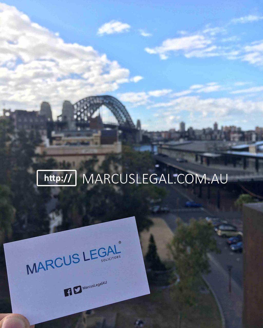 Lawyers | Marcus Legal | Sydney, Australia