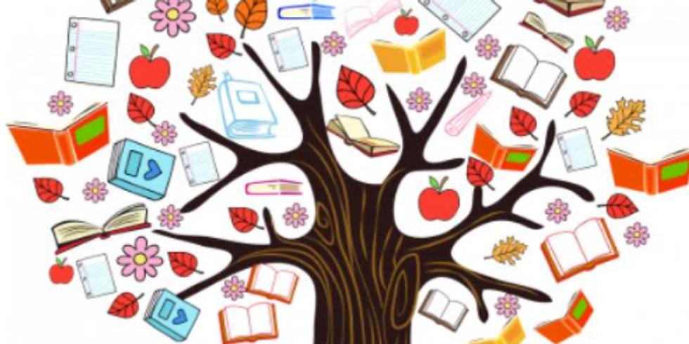 Book Fair Sept 20-24th Volunteer Sign Up