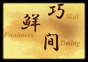 Qualities of Goichi's Sushi Cafe