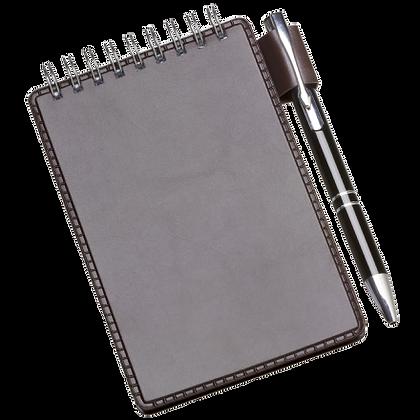 cópia de 235L - Caderneta de Anotações Horizontal