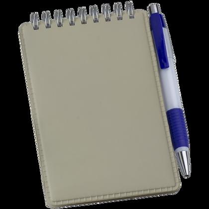 454L - Caderneta de Anotações Horizontal