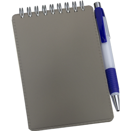 455L - Caderneta de Anotações Horizontal
