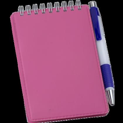 453L - Caderneta de Anotações Horizontal