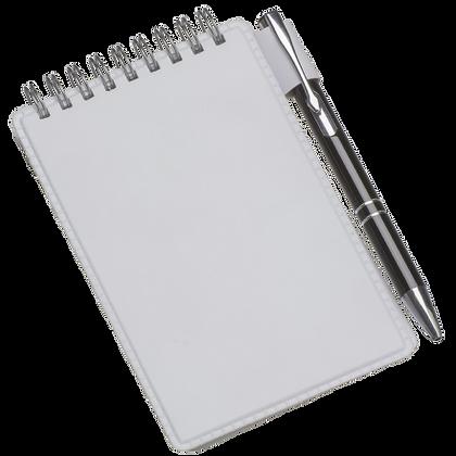 236L - Caderneta de Anotações Horizontal
