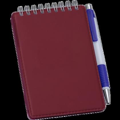 452L - Caderneta de Anotações Horizontal