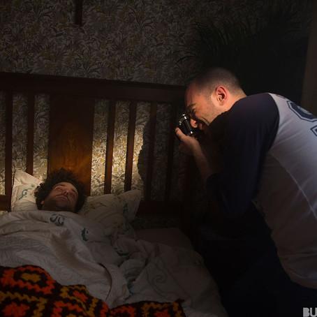 Talking Head: The camera behind the camera - unit stills with Samuel Dore