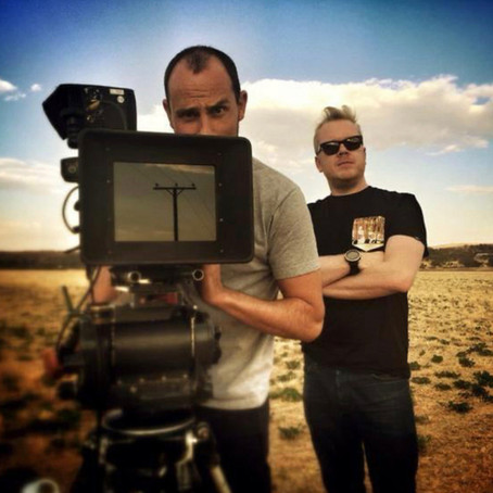 DOP David Rom talks life behind the lens