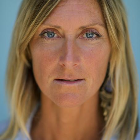 Director Elizabeth Blake-Thomas working through the lockdown in LA