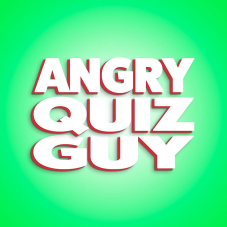 Michael Beddoes and Ben S. Hyland on 'Angry Quiz Guy'
