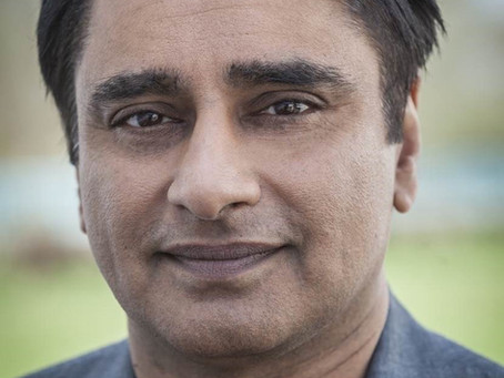 Sanjeev Bhaskar OBE on the tricky art of comedy and advice for writers