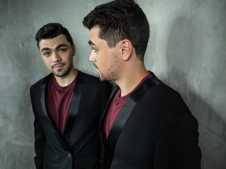 Adam Irigoyen keeping grounded in new Netflix series Away.