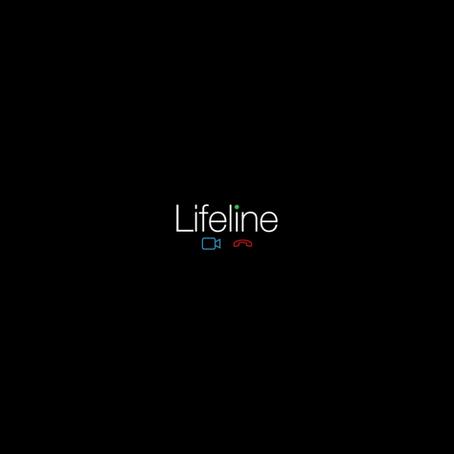 Lewis Carter and Kate Beasley on lockdown short film 'Lifeline'